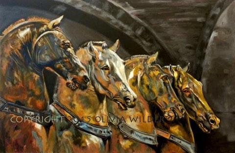 St. Mark's Horses, Venice