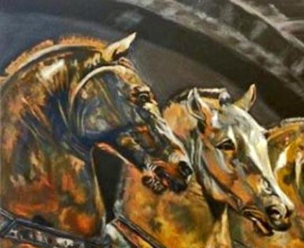4 HORSES DET