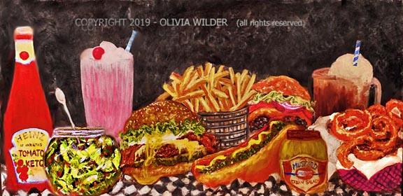Diner Dreams